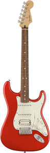 Guitare Electrique Fender Player Stratocaster HSS, Pao Ferro, Sonic Red