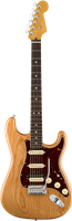 Guitare Electrique Fender American Ultra Stratocaster® HSS, Rosewood, Aged Natur
