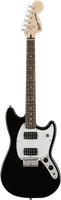 Guitare Electrique Squier Bullet® Mustang® HH, Laurel Fingerboard, Black