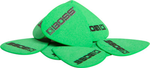 Médiators Boss Delrin Pick .88mm Medium / Heavy 12 Pack
