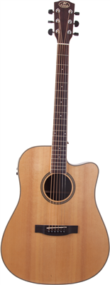 Guitare E/A JM Forest SD28 Naturelle