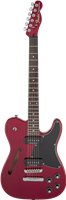 Fender Jim Adkins JA-90 Telecaster® Thinline, Laurel Fingerboard, Crimson Red Tr