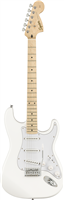 Squier Affinity Series™ Stratocaster®, Maple Fingerboard, Olympic white