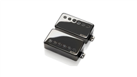 Micros instruments - Humbuckers EMG - Black Chrome