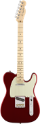 Guitare Electrique Fender Telecaster Am Pro Candy Apple Red - Mapple