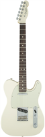 Guitare Electrique Fender Telecaster Am Standard Matchin Head Olympic White FSR