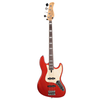 Marcus Miller V7 Alder-4 BMR RN 2.0 Bright Metallic Red