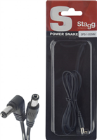 Cable alim DC Male-Male 100 cm STAGG