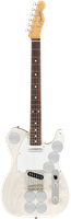 Electric Guitars Fender Jimmy Page Mirror Telecaster®, Rosewood Fingerboard, Whi