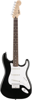 Guitare Electrique Squier Bullet Stratocaster® Hard Tail, Laurel Fingerboard, Bl