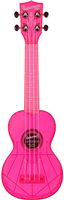 Kala - Ukulélé - Soprano (Standard) KA-SWF - THE WATERMAN fluorescent Watermelon
