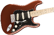 Fender Deluxe Roadhouse Stratocaster®, Maple Fingerboard, Classic Copper
