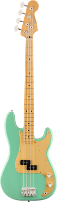 Fender Vintera® '50s Precision Bass®, Maple Fingerboard, Seafoam Green