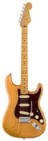 Guitare Electrique Fender American Ultra Stratocaster®, Maple, Aged Natural