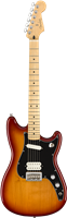Fender Player Duo-Sonic™ HS, Maple Fingerboard, Sienna Sunburst
