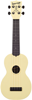 Kala - Ukulélé - Soprano (Standard) KA-SWB - THE WATERMAN Pale Yellow