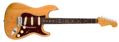 Guitare Electrique Fender American Ultra Stratocaster®, Rosewood, Aged Natural
