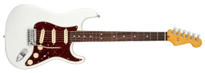 Guitare Electrique Fender American Ultra Stratocaster®, Rosewood, Arctic Pearl