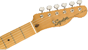 Guitare Electrique Squier Classic Vibe '60s Telecaster® Thinline, Natural