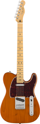 Fender Player Telecaster®, Maple Fingerboard, Aged Natural