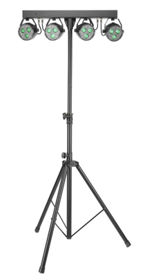 Pack lumière Performer RGBW 48 watts