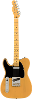 Fender American Professional II Telecaster® Left-Hand, Maple Fingerboard, Butter