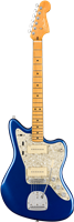 Guitare Electrique Fender American Ultra Jazzmaster®, Maple, Cobra Blue