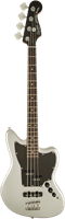 Squier Vintage Modified Jaguar® Bass Special SS, Rosewood Fingerboard, Silver