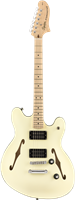 Guitare Electrique Squier by Fender Starcaster Affinity, Olympic White