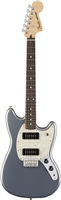 Guitare Electrique Fender Offset Mustang 90 Silver RW