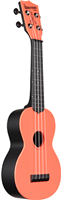 Kala - Ukulélé - Soprano (Standard) KA-SWB - THE WATERMAN Tomato Red