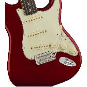 Guitare Electrique Fender American Original Stratocaster 60 Candy Apple Red - RW