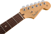 Fender American Pro Stratocaster® HH ShawBucker™, Rosewood Fingerboard, 3-Color