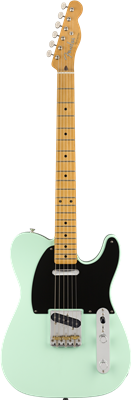 Fender Vintera® '50s Telecaster® Modified, Maple Fingerboard, Surf Green