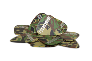 Médiators Boss Thin CAMO 12 Pack