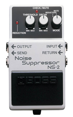 Pédale Boss - Noise Suppressor NS-2
