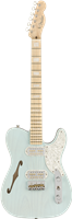 Fender Parallel Universe II Tele® Mágico, Maple Fingerboard, Transparent Daphne
