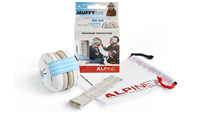 Protection auditive - Casque Alpine Muffy Baby - Blue