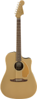 Guitare E/A Fender California Series Redondo Player, Bronze Satin