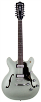 GUILD Starfire IV ST 12-String - Shoreline Mist (Série Newark Street/Semi-Hollow