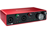 Interface Audio Focusrite Scarlett 4i4