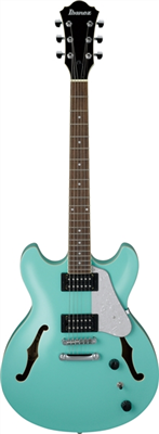 Guitare Electrique Ibanez AS63SFG Sea Foam Green