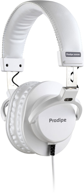 Casque Audio Prodipe Blanc 3000W