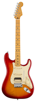 Guitare Electrique Fender American Ultra Stratocaster® HSS, Maple, Plasma Red Bu
