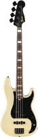 Fender Duff McKagan Deluxe Precision Bass, Rosewood Fingerboard, White Pearl
