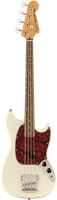 Squier Classic Vibe '60s Mustang® Bass, Laurel Fingerboard, Olympic White