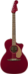 Guitare E/A Fender California Series Newporter Player, Candy Apple Red